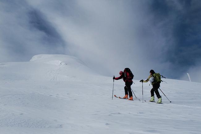 Scialpinismo Valle del Sestaione - Alpe Tre Potenze