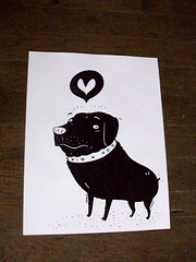 Black Beauty (TheGrossUncle) Tags: original blackandwhite bw illustration ink artwork style marker caricature sharpie 20 mailart custom chiaroscuro personalized handdrawn 20dollar affordable linework affordableart grantgilliland thegrossuncle 20dollardrawing