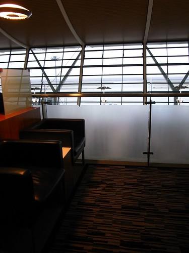 上海航空 ラウンジ