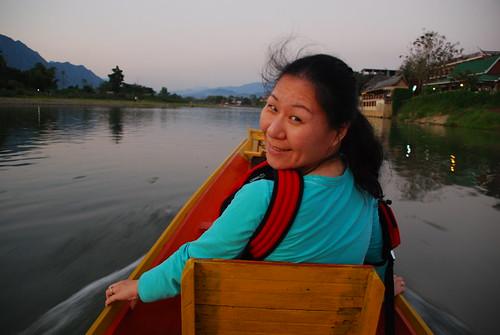 Day 5, Vang Vieng