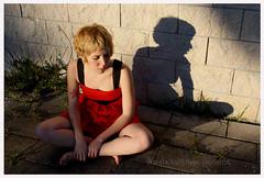 Sol de invierno (amaiamolinet.com) Tags: canon chica retrato artes bizkaia 2009 vizcaya bellas cuerpo leioa 1000d