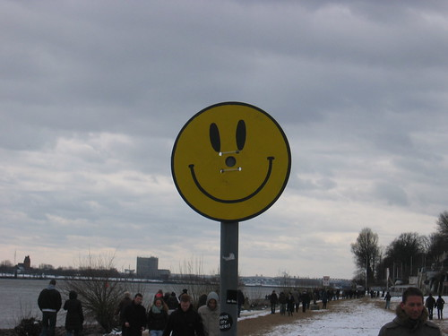 Hamburg, smile!