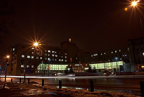 St Boniface General Hospital