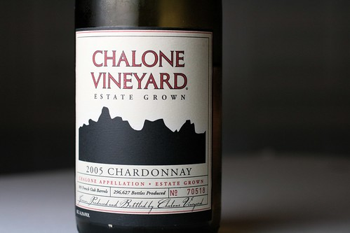 Chalone Estate Grown 2005 Chardonnay