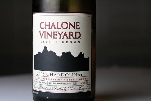 Chalone Estate Grown 2005 Chardonnay
