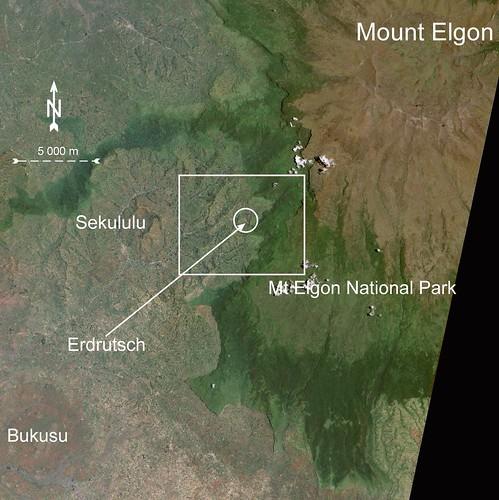 Uganda Erdrutsch Übersicht