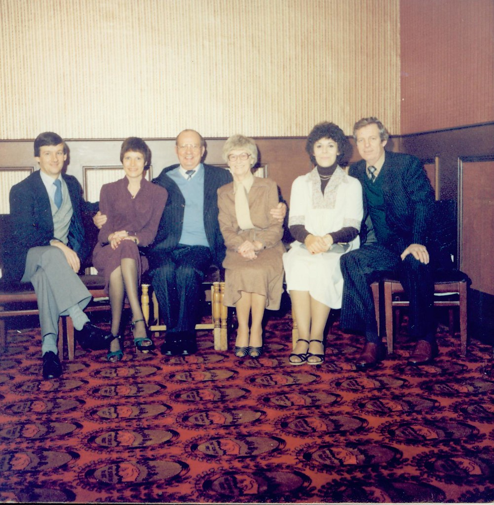 Archie and Margaret Miller's Family 70's