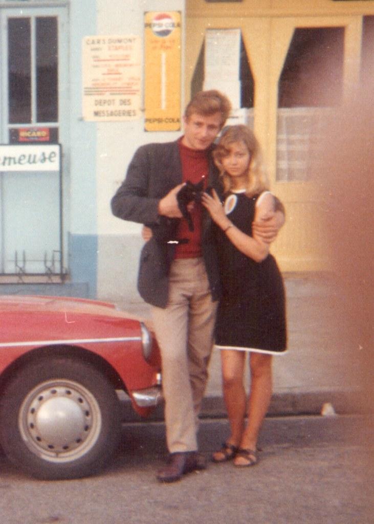 1966 Jane & Claude