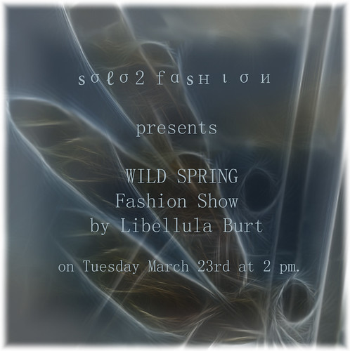 Wild Spring by Libellula Burt