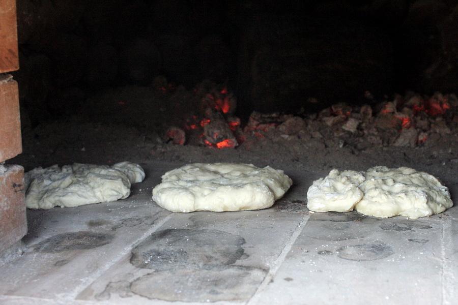 Making bread(3)