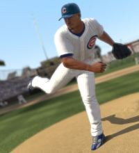 """2K Games faz jogos oficiais da liga americana de beisebol. Na foto, a edição """"MLB 2K10"""""""
