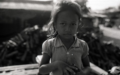 cambodia.. (mark justin harvey) Tags: bw film train blackwhite nikon cambodia bamboo ilfordhp5 nikkor battambang fe2 35mmf14ai