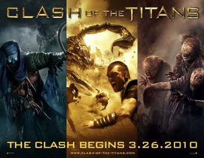 Clash of the Titans Remake