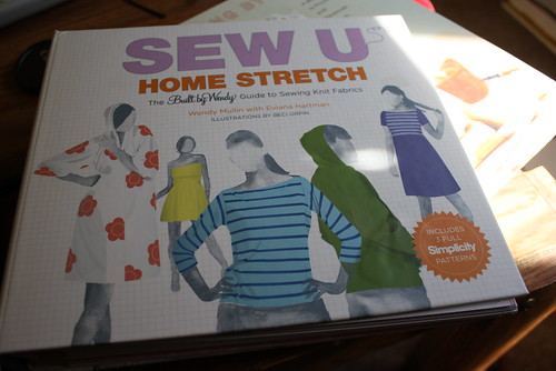 sew u home stretch - wendy mullin