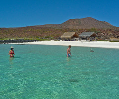 Isla Coronados, Baja, Mexico (ex_magician) Tags: pictures beach swimming mexico lumix photo pretty image photos picture panasonic bikini adobe baja loreto seaofcortez lightroom moik adobelightroom innatloretobay tz5 dmctz5 islacorodados