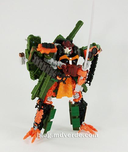 Transformers Bludgeon RotF NEST Voyager - modo robot