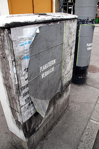 plakatieren-verboten