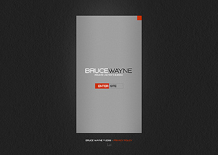 Flash site 20904 Bruse Wayne