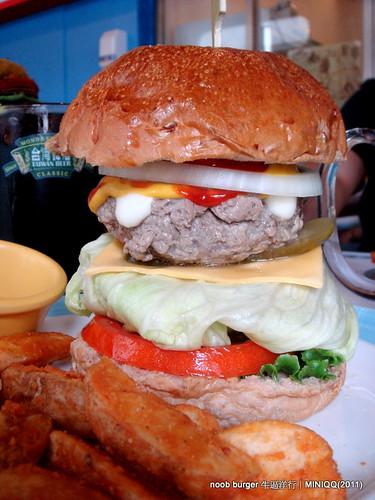 20110521 台中牛逼洋行(noob burger)_07