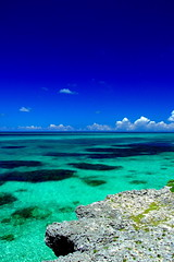 (( _`) Sho) Tags: blue sea summer japan island paradise  okinawa   miyako