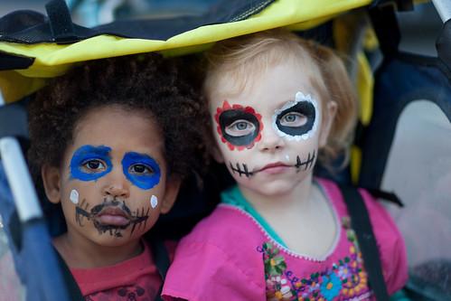 Dia de Los Muertos Austin 2009-29