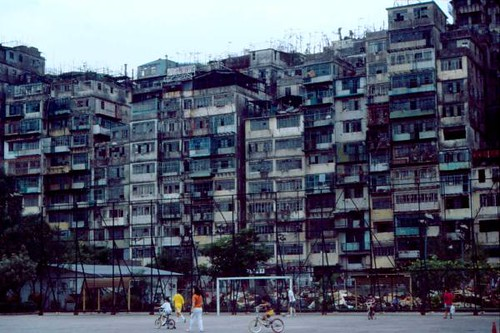 kowloon hong kong. Kowloon Walled City, Hong Kong