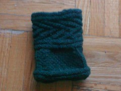 Forest Witch Camera Cozy - Back