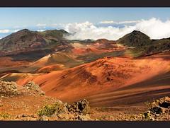 Haleakala Summit (TT_MAC) Tags: nature landscape hawaii maui haleakala cindercones haleakalacrater haleakalasummit platinumheartaward