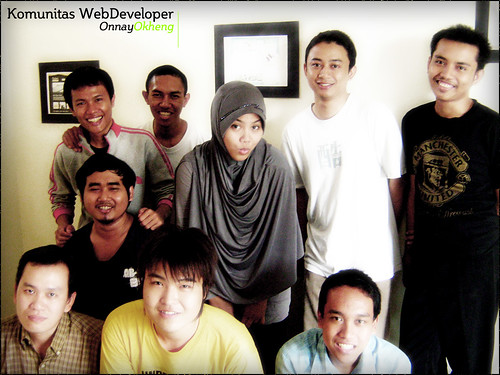 komunitas WebDeveloper