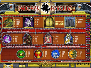 free Fantasy Fortune slot mini symbol