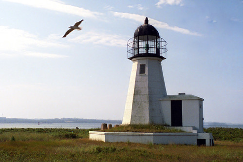 Prudence Island Lighthouse, Rhode Island