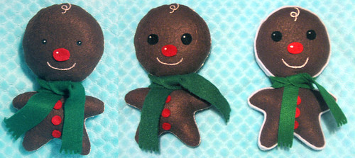 Evolution of Gingerbread man