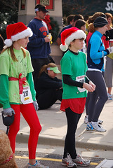 2009 Richmond Jingle Bell Run/Walk