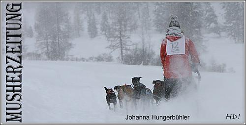 Johanna Hungerbühler, CH