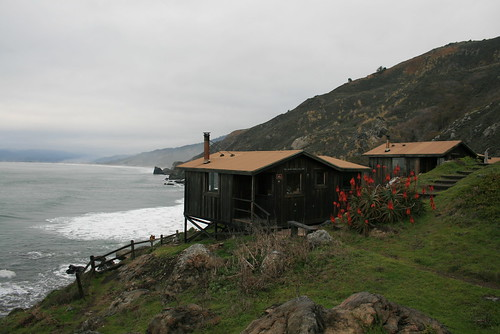 Steep Ravine Cabin