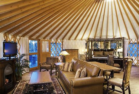 Yurt Homes Brew Plus