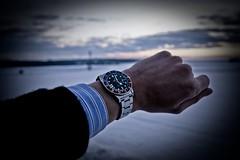 Rolex 16750 (Nork9) Tags: snow canon vintage watch rolex lightroom gmt 30d