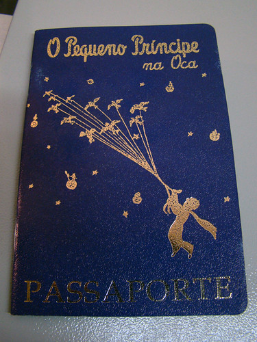 Meu passaporte