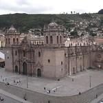Cusco: Conjunto de la Catedral del Cusco