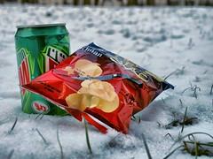xD (BntOman  ) Tags: mountain snow berlin germany chips dew oman brandenburg 3man   omani         bntoman b6a6is