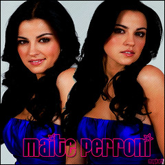 Maite Perroni (My La la land) Tags: angel maria christopher william el christian anahi maite con chavez levy dulce rbd cuidado rebelde perroni uckerman marichui