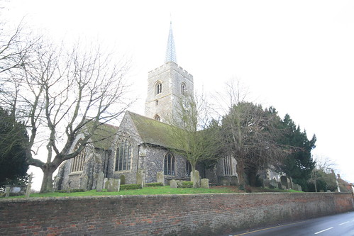 The Parish Church of St Nicholas, Ash-with-Westmarsh