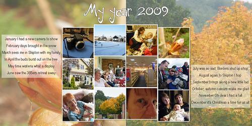 My Year 2009 DLO