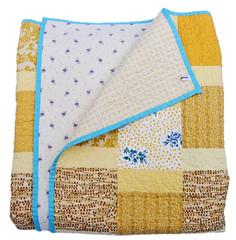 yellow (leslieschmidt4) Tags: yellow quilt
