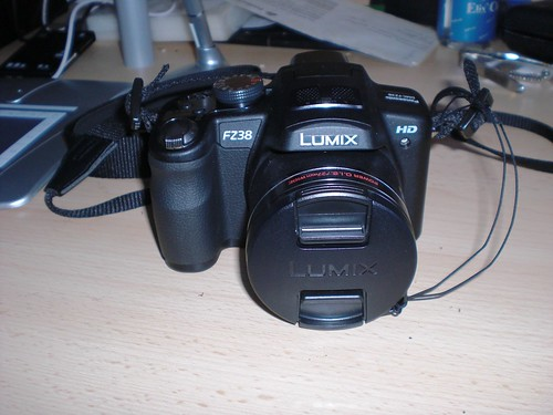 Panasonic Lumix DMC FZ38