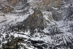 Hoary ruggedness (Chief Bwana) Tags: yosemite yosemitenationalpark nationalparks halfdome snow winter winterscape sierra california psa104 chiefbwana