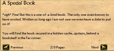 Anglorum / Quest / A special Book 4252765347_9cc26f5576_o