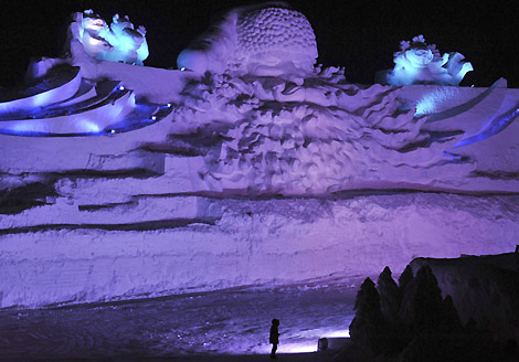 Harpin Ice Festival