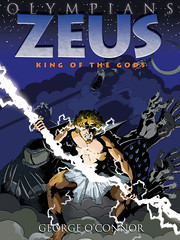 4267402977 efa47431fa m Review of the Day   Zeus: King of the Gods by George OConnor