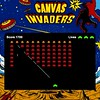 html canvas video game